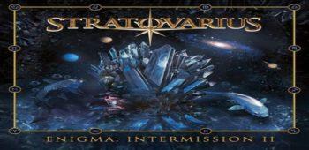 imagen de STRATOVARIUS lanzará el álbum 'Enigma: Intermission 2' en septiembre.