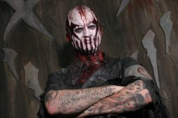 Jeffrey Nothing En Mushroomhead