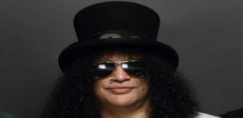 imagen de Slash admite que algunas de las canciones clásicas de GUNS N 'ROSES fueron algo sexistas.