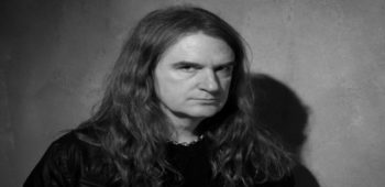 imagen de David Ellefson dice que MEGADETH debería haber elegido una canción más heavy como primer single de 'Super Collider'.