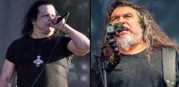 imagen de Saquen el tejido: El problema entre Danzig y Slayer