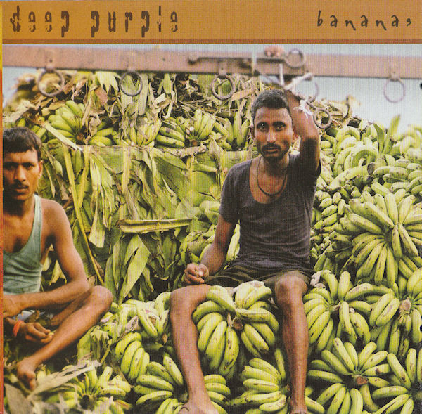 Deep Purple Bananas