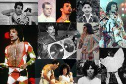 imagen de FREDDIE MERCURY año por año: fotos 1973-1990.