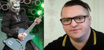 imagen de Ex guitarrista de Ghost cuenta la razón de su salida de la banda.