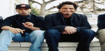 "imagen de Tom Morello sobre material inconcluso de Audioslave: ""Saldrá en algún momento"""