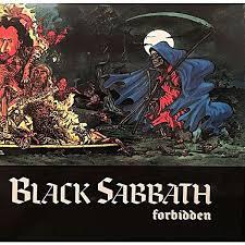 Black Sabbath Forbbiden