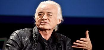 """imagen de Jimmy Page: """"El primer ensayo de Led Zeppelin fue una experiencia cambiante de vida"""""""