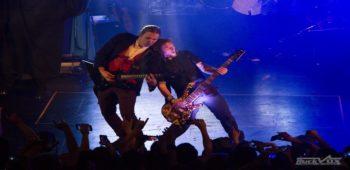 imagen de [REVIEW] El retorno magico de SAUROM en Chile: ¡Una fiesta inolvidable!