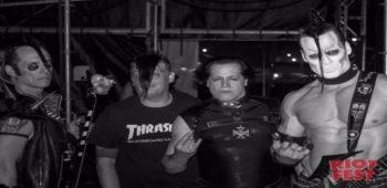 """imagen de Danzig y la reunión con Misfits: """"Ha sido una locura"""""""