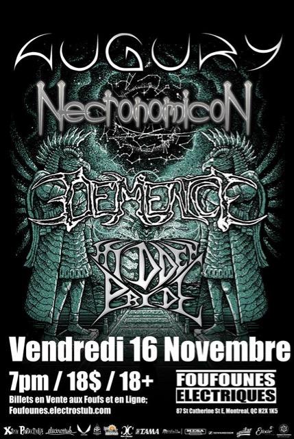 Necronomicon Show 2018