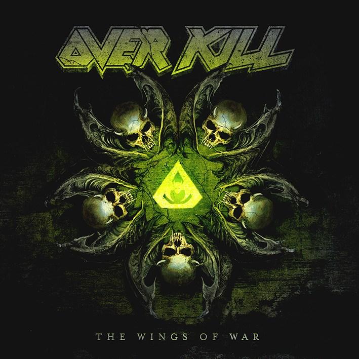 Overkill Nuevo Disco