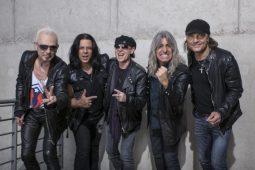 imagen de Scorpions está grabando nuevo álbum con famoso productor.