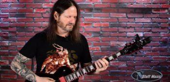 imagen de Gary Holt toca sus riffs favoritos y también habla de Exodus!