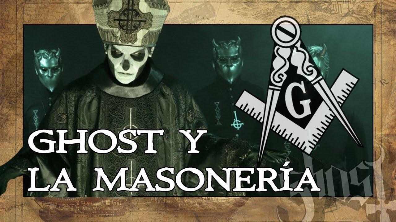 Ghost Y La Masoneria