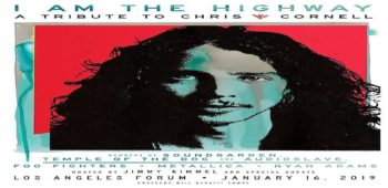 imagen de Se confirma a Metallica y Foo Figthers para tributar a Chris Cornell