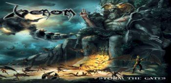 imagen de VENOM lanzará el álbum 'Storm The Gates' en diciembre de este año.