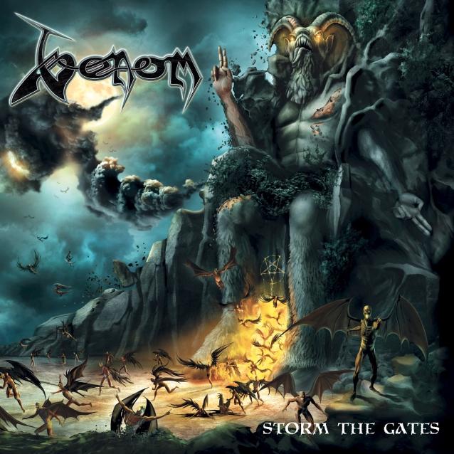 Venom Storm The Gates