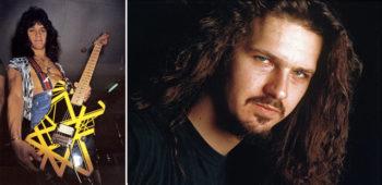 imagen de Por qué Eddie Van Halen enterró su guitarra con Dimebag Darrell?