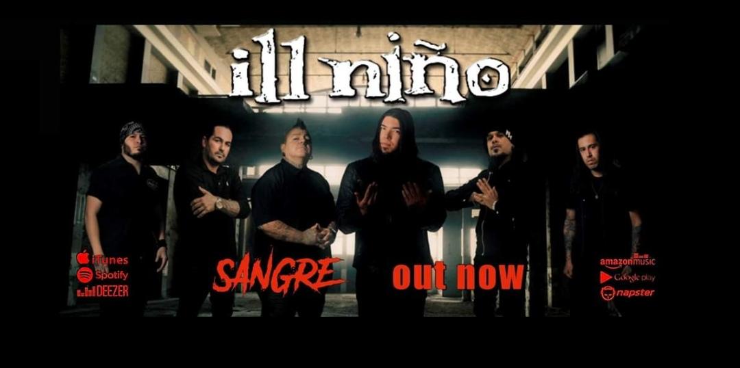 Line Up Ill Niño 2019