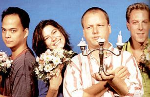 Pixies Formación Original