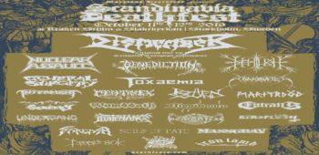 imagen de Dismember se reune para el Scandivia Deathfest 2019