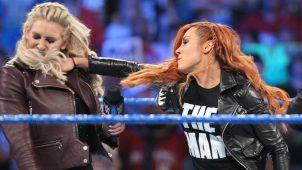 imagen de Becky Lynch de WWE explica por qué la lucha libre es definitivamente metal