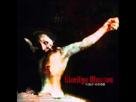 Marilyn Manson Holywood