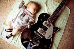 imagen de 22 temas para introducir a tu bebé al mundo del metal