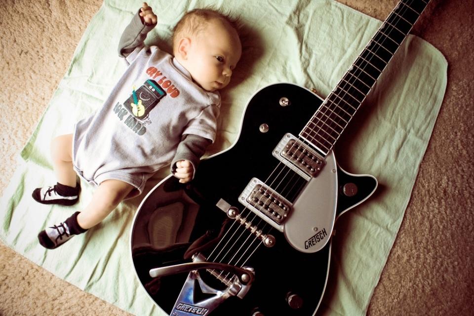 Metal Para Bebes