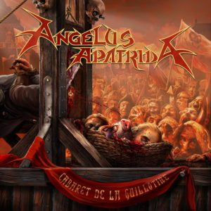 review de Angelus Apatrida – Cabaret de la Guillotine