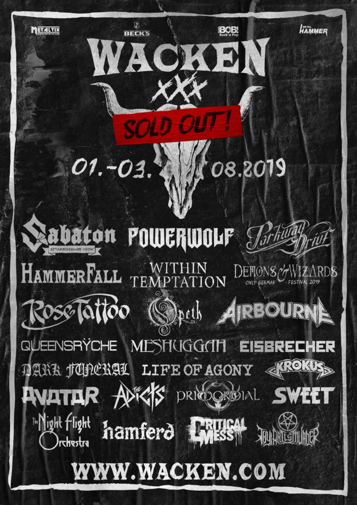 Wacken Cartel 2