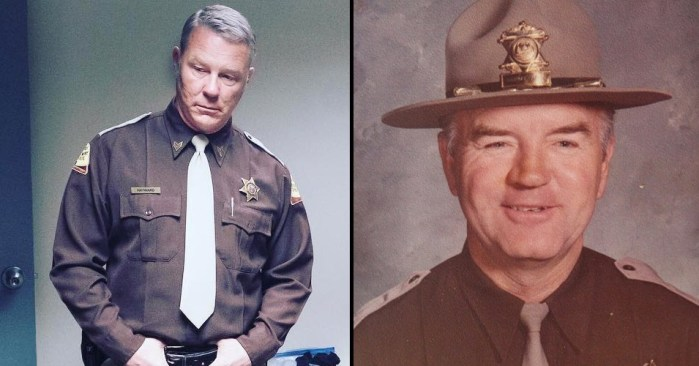 James Hetfield Highway Trooper Bob Hayward
