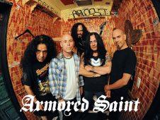imagen de Armored Saint está escribiendo su nuevo disco
