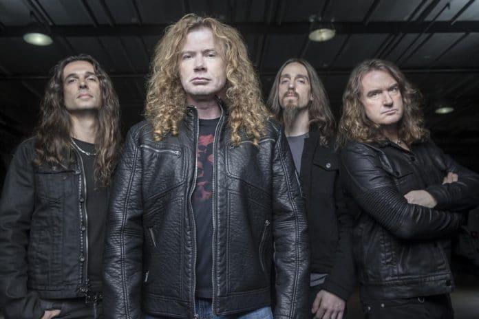 Megadeth Grupo Oficial 696x464