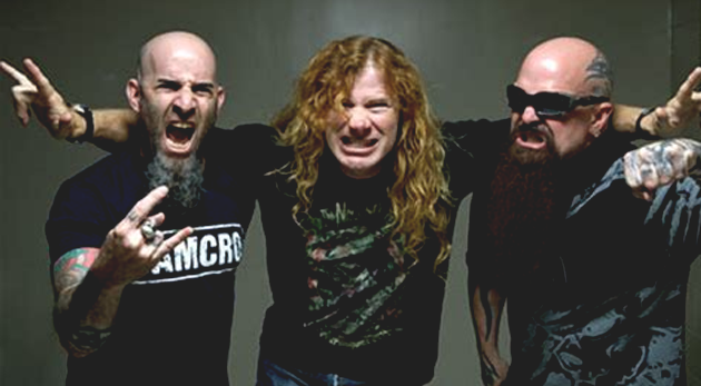 Slayer Megadeth Chile 2019