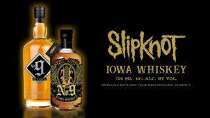 imagen de Slipknot lanza su propia marca de Wisky