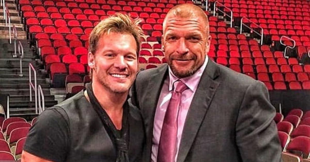 Chris Jericho Wwe Return