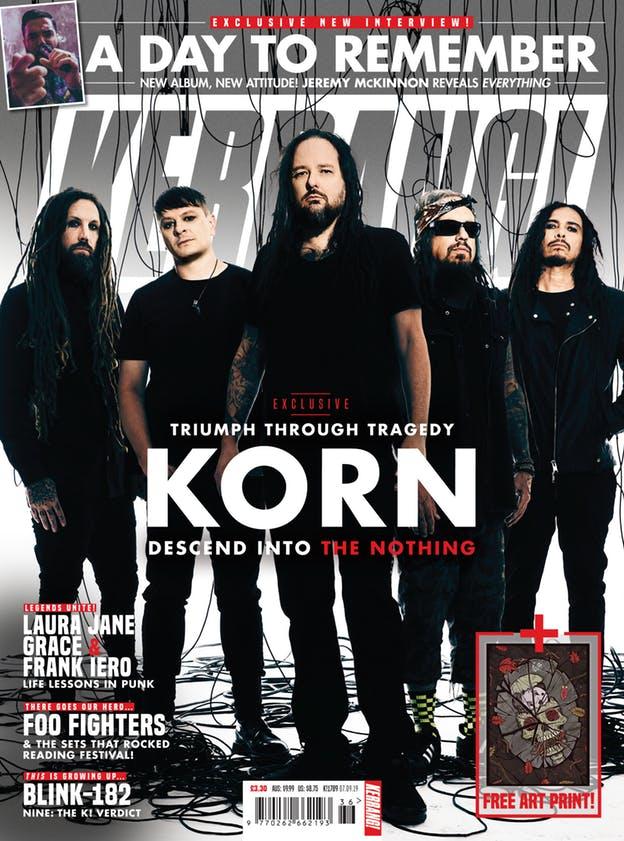 Korn Cover