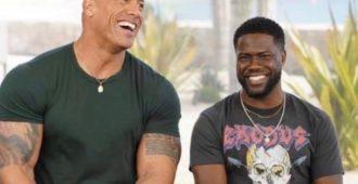 imagen de Kevin Hart llevaba una camisa de Exodus; Gary Holt no tardó en comentar