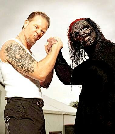 Metallica Y Slipknot