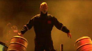 imagen de Misterio resuelto: Se publica la primera foto de «Tortilla Man» de Slipknot sin mascara
