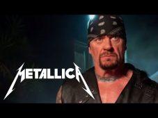 imagen de The Undertaker revela que Metallica es su banda favorita