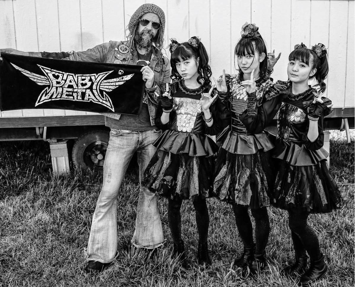Rob Zombie Babymetal