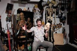 imagen de Wes Borland se refiere a un próximo lanzamiento