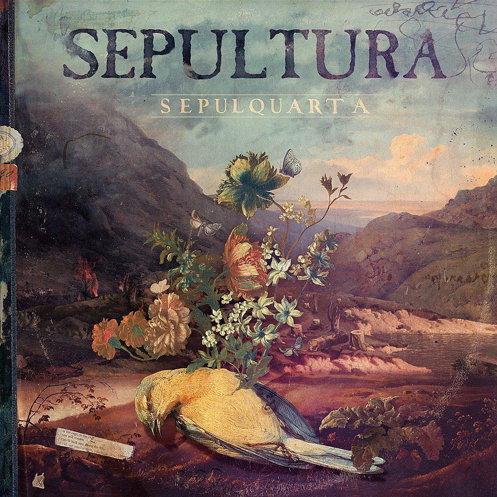 Sepultura Sepulquarta Album Art