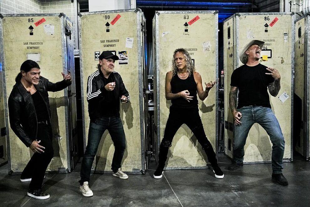 Metallica en vivo