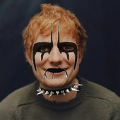imagen de Se podrá concretar la colaboración de Ed Sheeran y Cradle Of Filth?