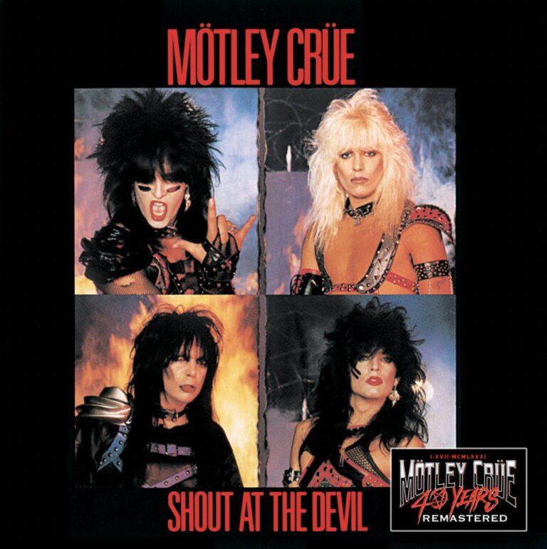 Motleycrue Shout At The Devil Remastered
